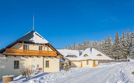 Vánoce na Šumavě v Horském hotelu Hájenka