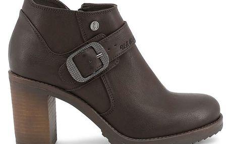 Dámské stylové kotníkové boty U.S. Polo