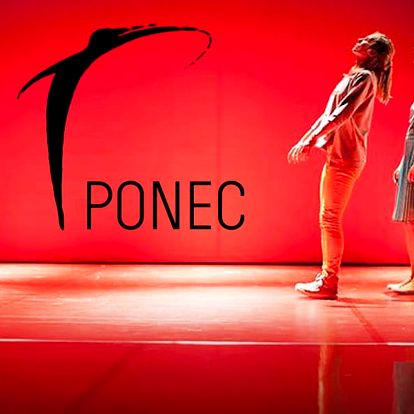 Otevřená vstupenka do divadla PONEC