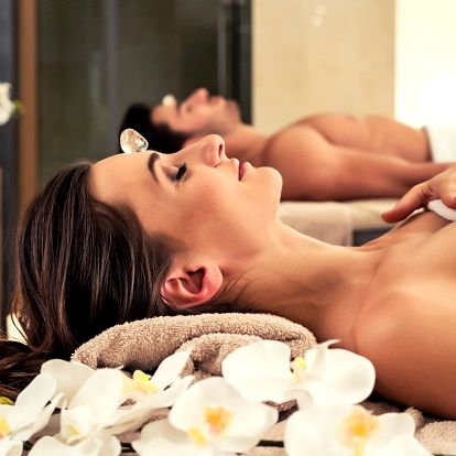 Wellness pro pár: balíček 4 relaxačních procedur
