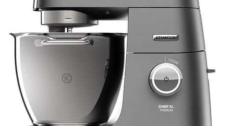 Kenwood Chef XL Titanium KVL8400S šedý