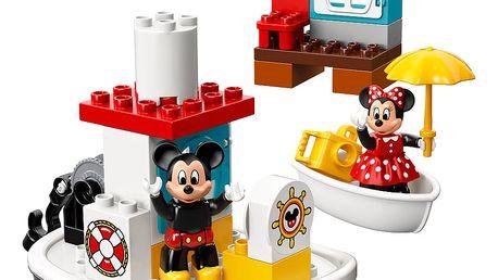 LEGO® DUPLO® 10881 Mickeyho loďka