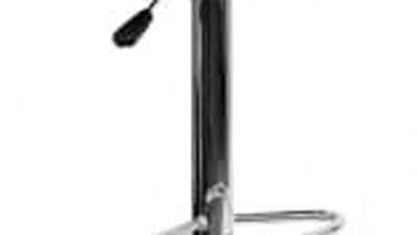 Barová židle CL-7004 BK černá