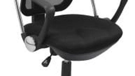 Kancelářská židle Hawaj Midi | černá
