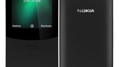 Nokia 8110 4G Dual SIM černý (16ARGB01A15)
