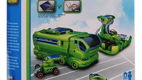 Skládačka 7v1 Transformer