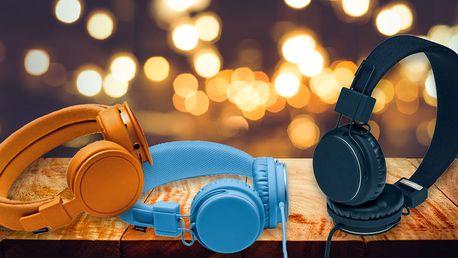 Sluchátka Urbanears pro dokonalý požitek z hudby