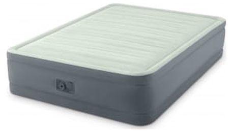 Nafukovací postel Intex PremAire I Queen 64906