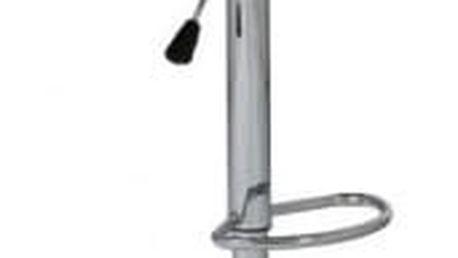 Barová židle CL-2112 BK černá