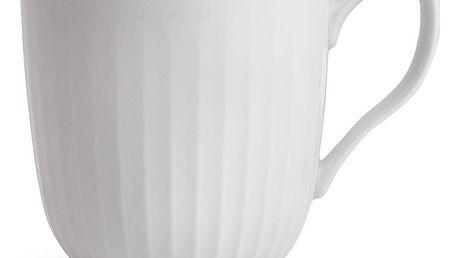 KÄHLER Keramický hrnek Hammershøi White, bílá barva, keramika