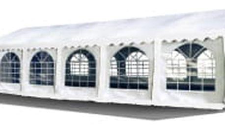 Párty stan Ohnivzdorný Premium 6 x 12 m | bílá