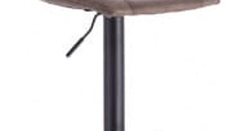 Barová židle Hawaj CL-630-1 | Taupe (šedohnědá)