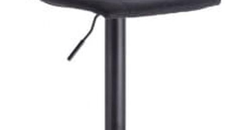 Barová židle Hawaj CL-630-1 | černá