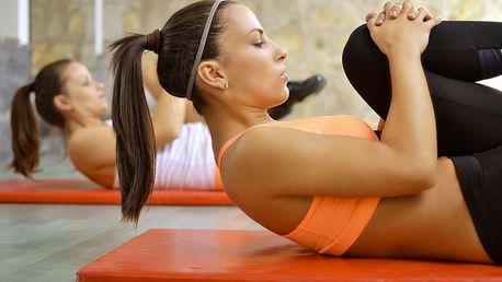 Hodina v pohybu: 7 vstupů na skupinové cvičení