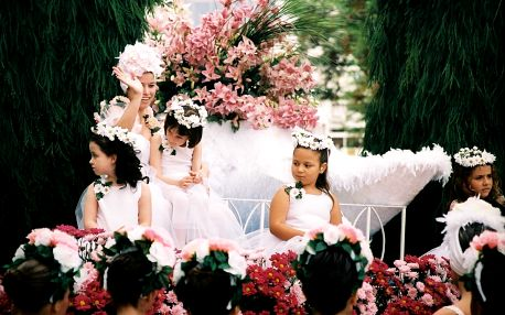 Květinový festival na Madeiře - 15 dnů turistiky s ubytováním a snídaní