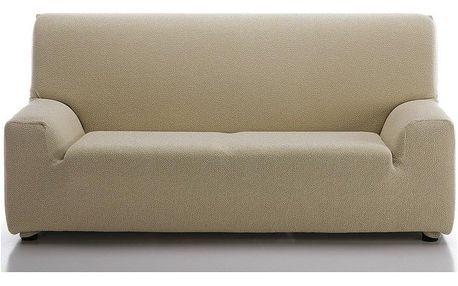 Forbyt Multielastický potah na sedací soupravu Petra béžová, 240 - 270 cm