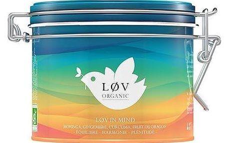Løv Organic Bylinný čaj LØV IN MIND, multi barva, kov