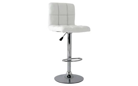 Barová židle Signal Krokus C-105 bílá