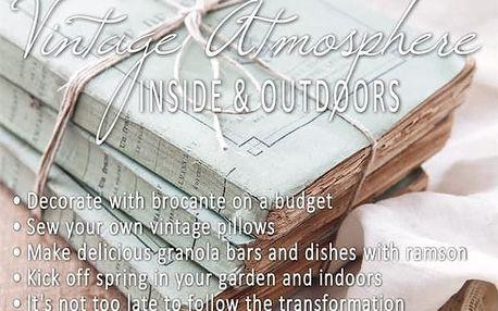 Jeanne d'Arc Living Časopis Jeanne d'Arc Living 4/2016 - anglická verze, multi barva, papír