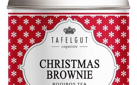 TAFELGUT Čaj rooibos Christmas Brownie - 130gr, červená barva, kov