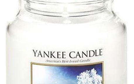 Yankee Candle Svíčka Yankee Candle 411gr - Season of Peace, bílá barva, sklo, vosk