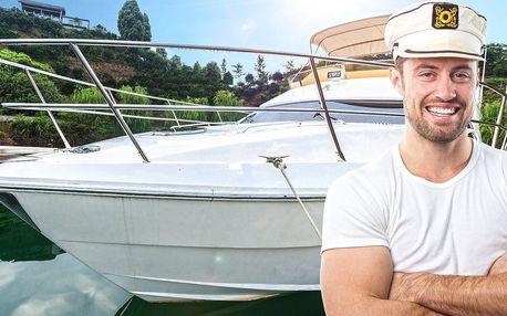 Přípravný kurz a zkouška vůdce malého plavidla