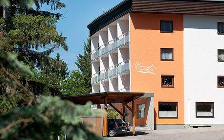 Vital-hotel Sonnblick v Egg am Faakersee - polopenze