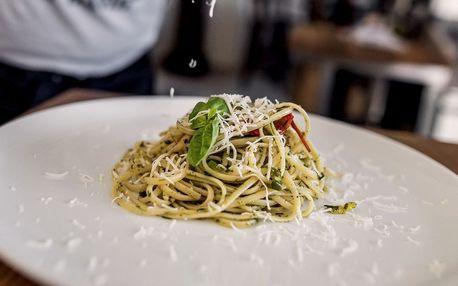 Sleva 30% na veškeré jídlo v italské restauraci L'Osteria v Mikulově
