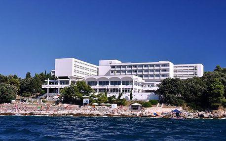 Chorvatsko - Istrie na 8 dnů, polopenze