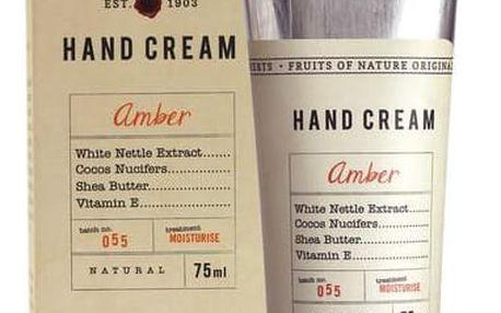 Fikkerts intenzivní hydratační krém na ruce a nehty Ambra 75 ml