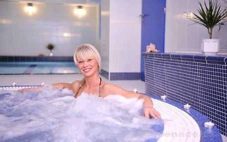 Luxusní wellness pobyt Náchod na tři noci