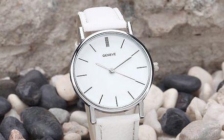 Stylové hodinky s luxusním ciferníkem
