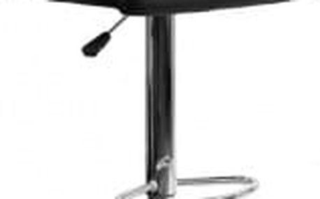 Barová židle CL-3232-1 BK černá