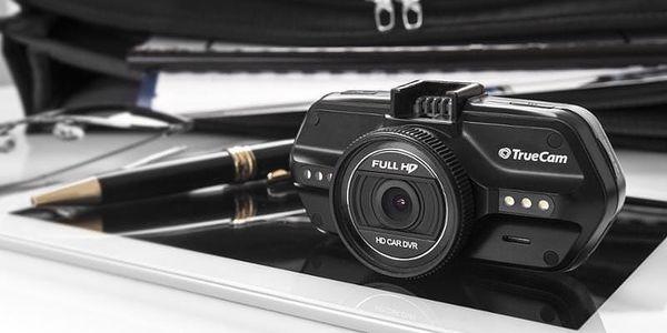 Autokamera TrueCam A5S černá4
