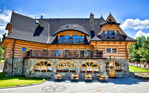 Obľúbený pobyt v goralskom penzióne v Zakopanom