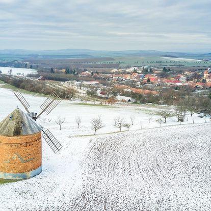 3 pohodové dny mezi vinicemi na jižní Moravě