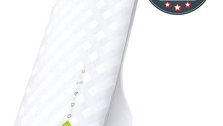 TP-Link RE200 AC750 + IP TV na 1 měsíc ZDARMA bílý (RE200)