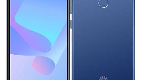 Huawei Y6 Prime 2018 Dual SIM modrý (SP-Y6P18DSLOM)