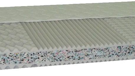 Matrace DAN, 200x90cm, potah froté