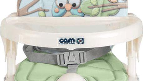 CAM Jídelní židlička Smarty Pop s polstrováním, col. 225