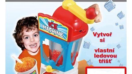 ICE MACHINE sada na výrobu ledové tříště