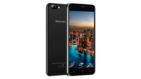 iGET BLACKVIEW GA7 černý (84000416)
