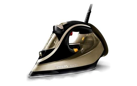 Philips Azur Pro GC4887/00 hnědá