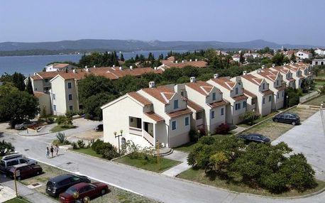Chorvatsko - Severní Dalmácie na 10 dní, bez stravy s dopravou autobusem 20 m od pláže
