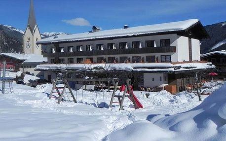 Rakousko - Zillertal Arena na 7 dní, polopenze s dopravou vlastní