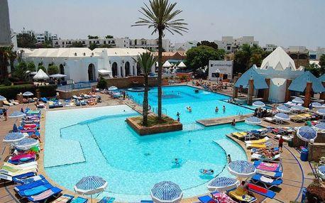 Maroko - Agadir na 8 dní, all inclusive s dopravou katovice 250 m od pláže