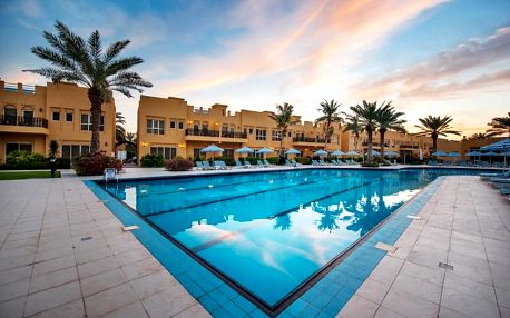 Spojené arabské emiráty - Ras Al Khaimah na 8 dní, all inclusive s dopravou letecky z Prahy 300 m od pláže