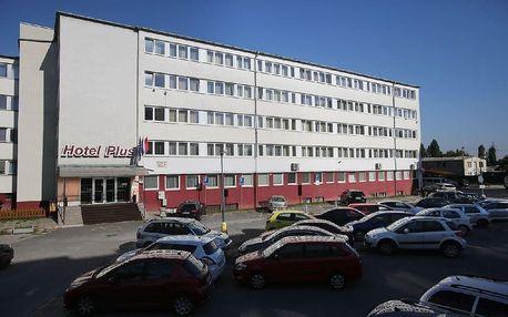 Slovensko - Bratislava na 5 až 6 dní, snídaně s dopravou vlastní