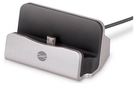 Forever DS-01 TFO Pro MicroUSB stříbrný (ATCMICRODSTFOSI)