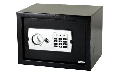 Trezor digitální G21 350x250x250 mm - GA-25E